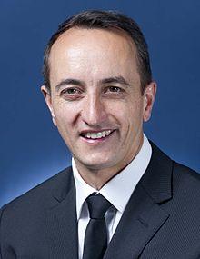 Australian Ambassador to Israel Dave Sharma