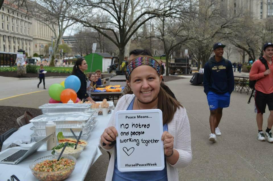 Israel Peace Week at University of Pittsburgh