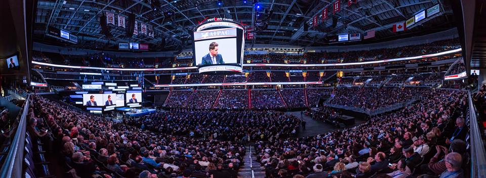 Over 4,000 student leaders came together at AIPAC Policy Conference to reaffirm commitment and support for a strong U.S. - Israel relationship