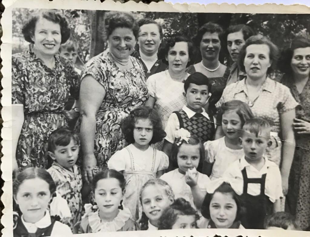Polish Jewish Community after the war.