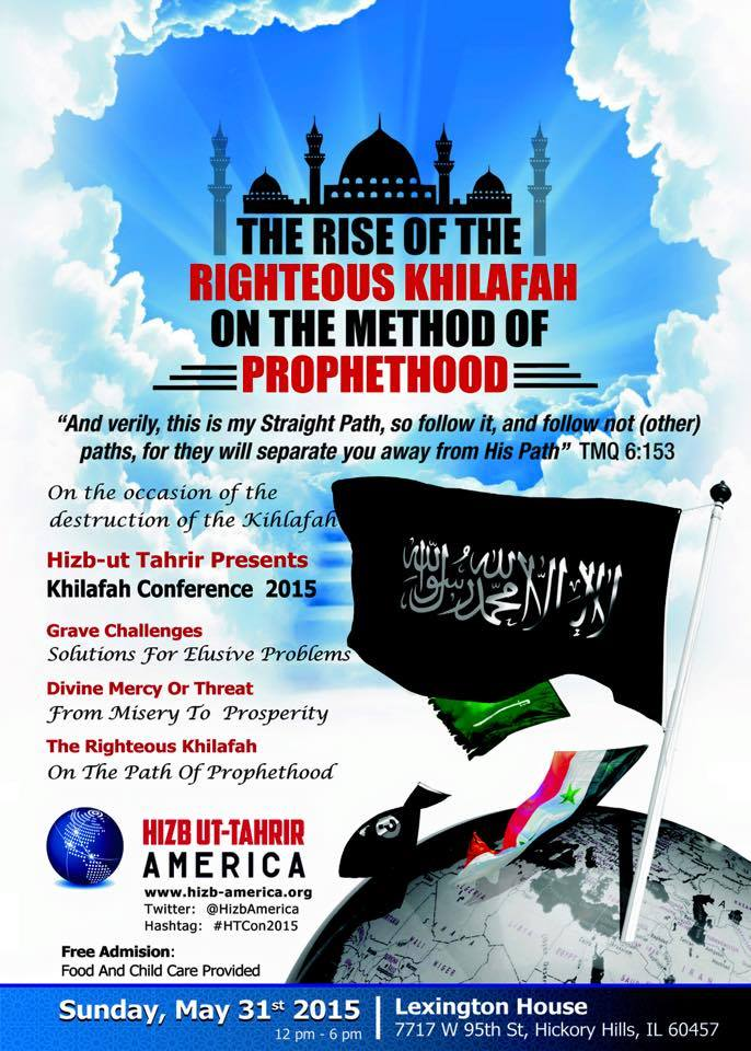 JIN Hizb ut-Tahrir America poster