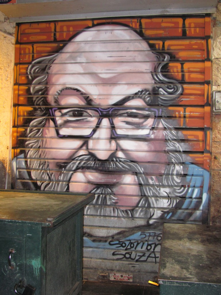 Jonathan_Pollard_mural_at_Mahane_Yehuda_Market