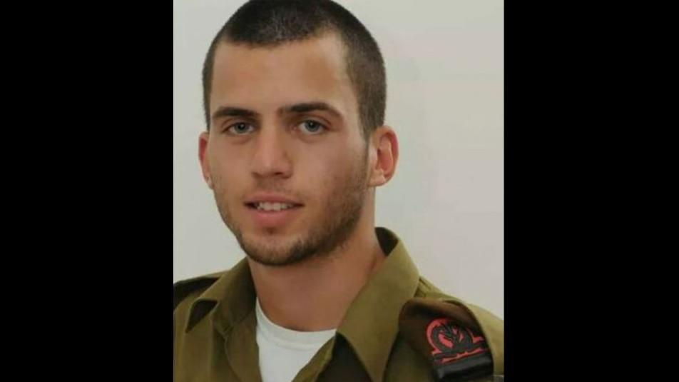 Sgt. Oron Shaul (Photo credit: Courtesy)