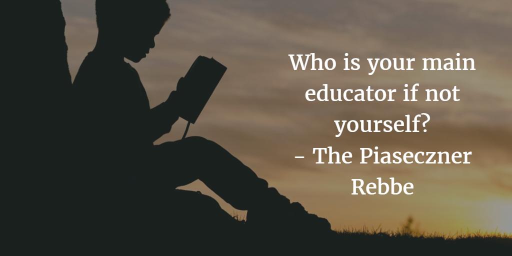 your main educator - piaseczner