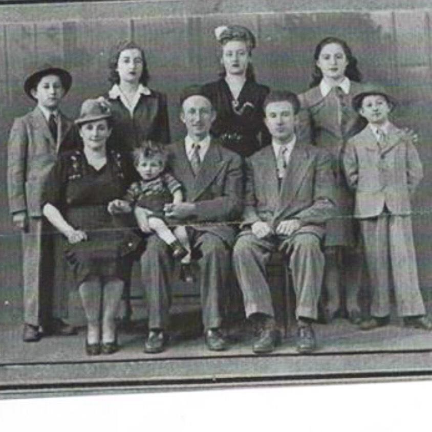 #10 Stochel Family Photograph