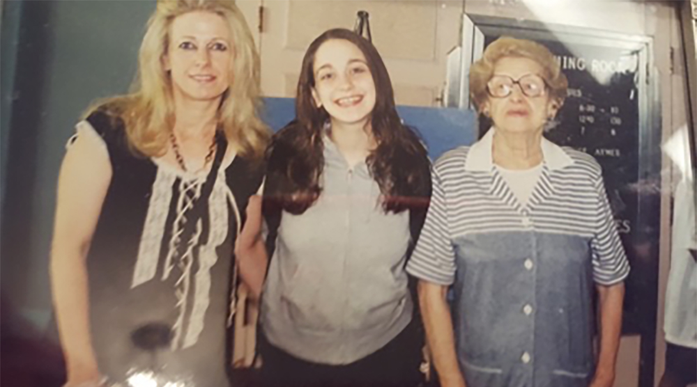 #11 Grandma Mom Me