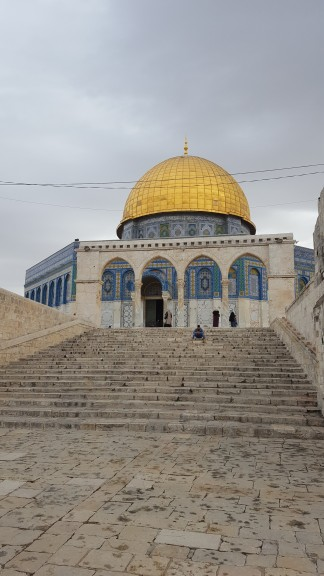 Dome of the Rock January 2017