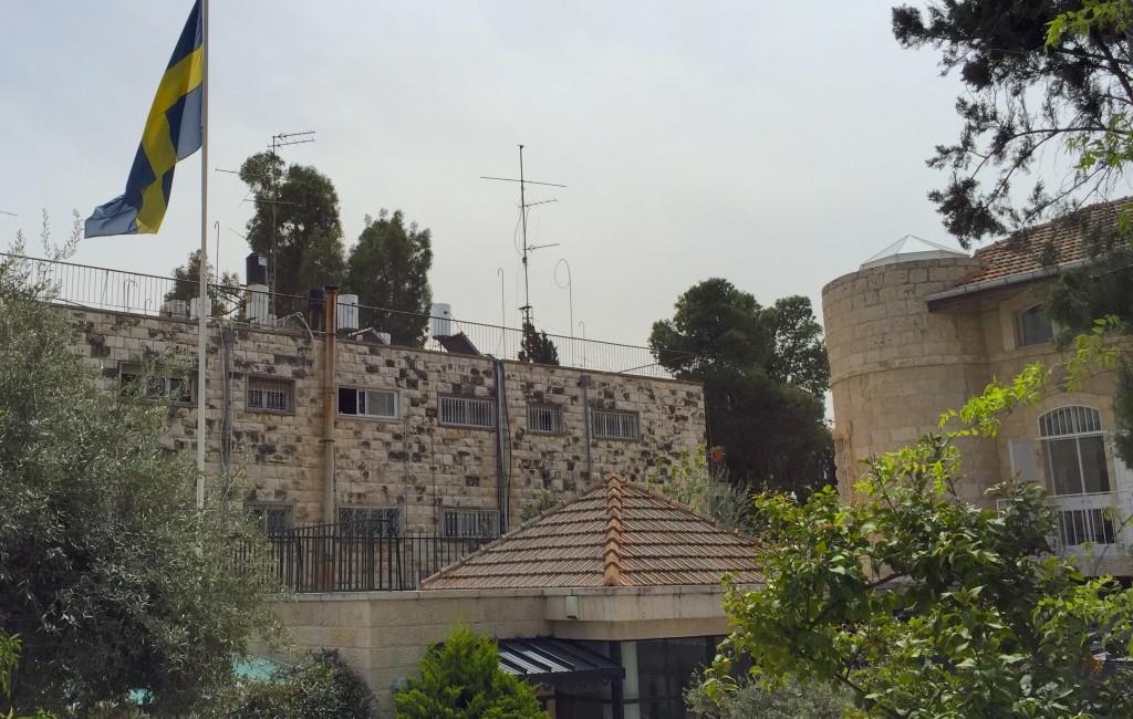 Swedish Consul General Residence in Jerusalem