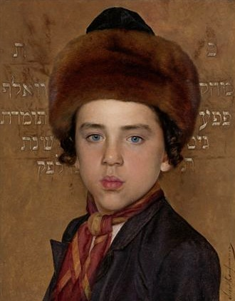 Portrait of a youth (Wikimedia)