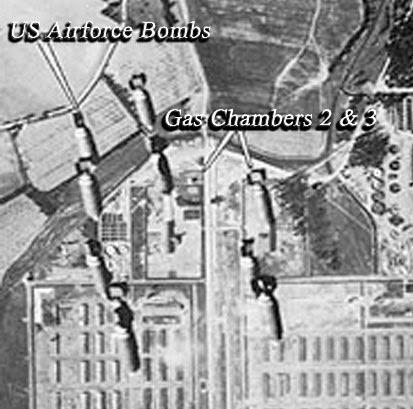 photo of USAF Bombs Over Auschwitz