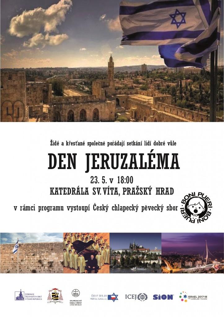 Den Jeruzaléma 23.5.2017