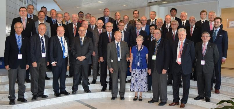 Fig 3. International Commissioners