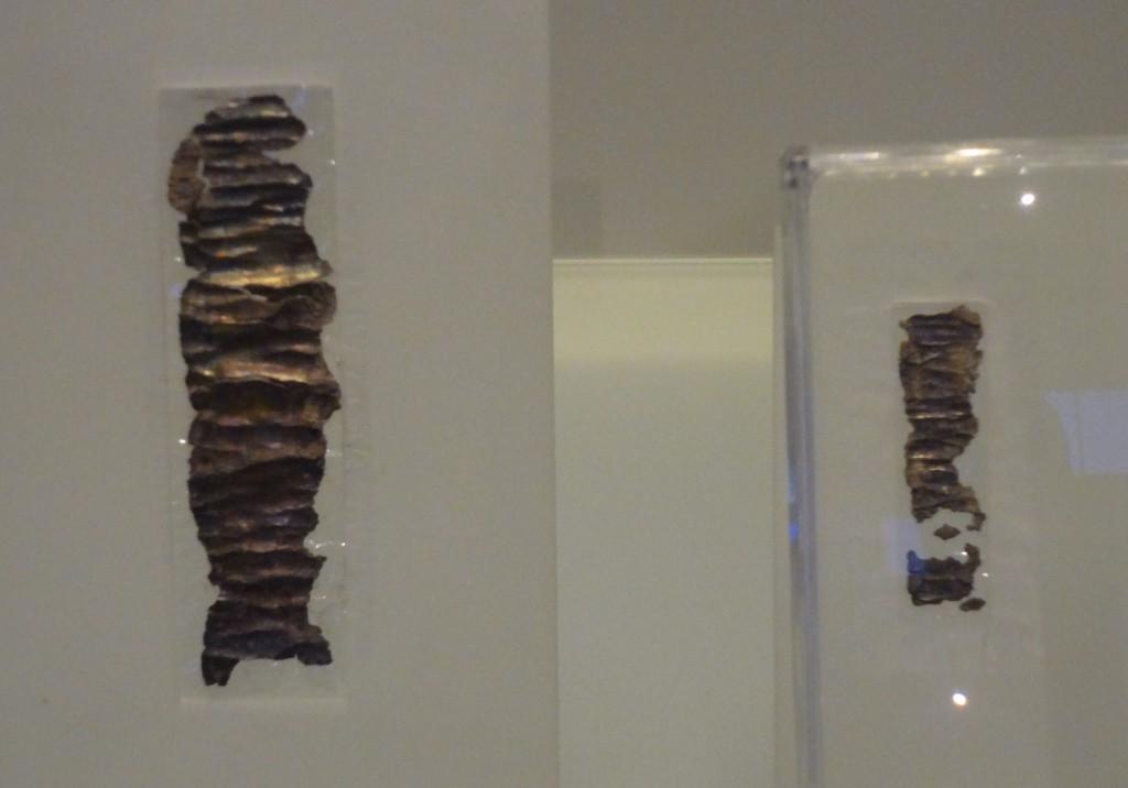 photo of silver scrolls