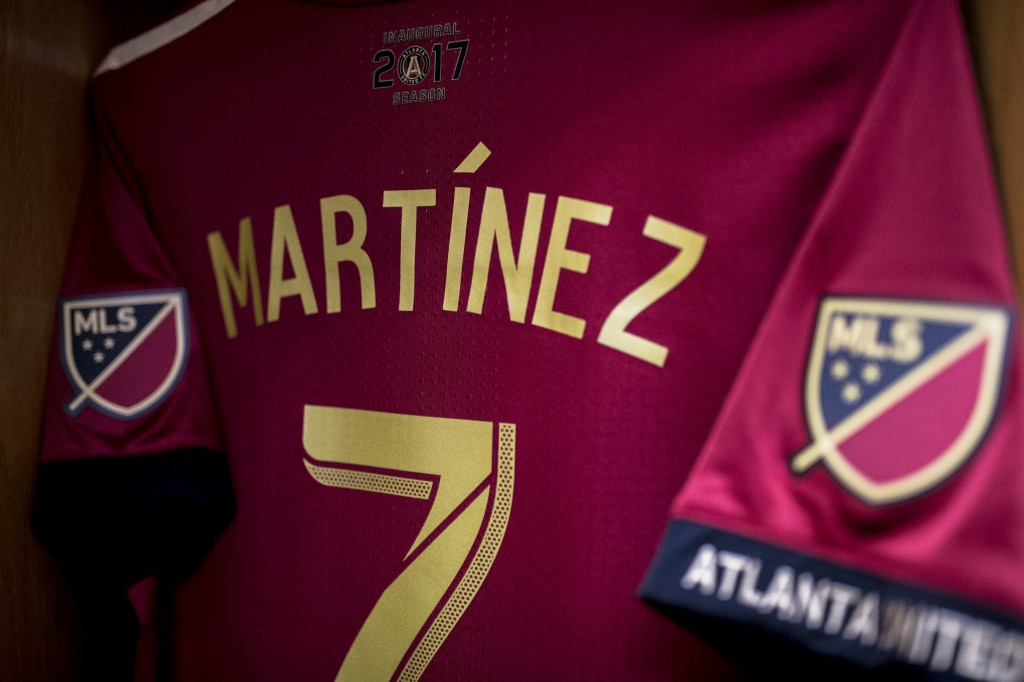 more photos 4f85c 9bfd1 Atlanta United welcomes back Josef Martinez | Patrice Worthy ...