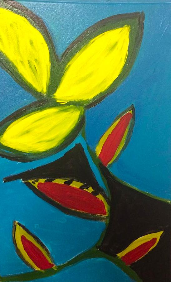 YellowFlower7777