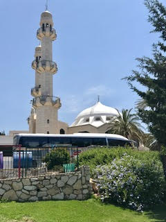 The Ahmadiyya Mosque (Photo by Marlene Morton)