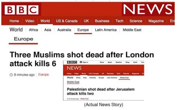 bbc israel reporting wo terror word