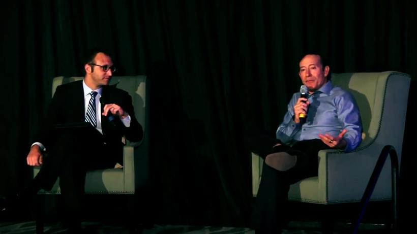 Philanthropist Adam Milstein discusses the secrets to effective giving.