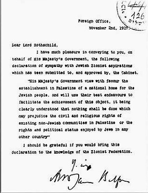 Declaração de Balfour