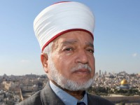 Sheikh Muhammad Hussein (Photo by nrg.co.il)
