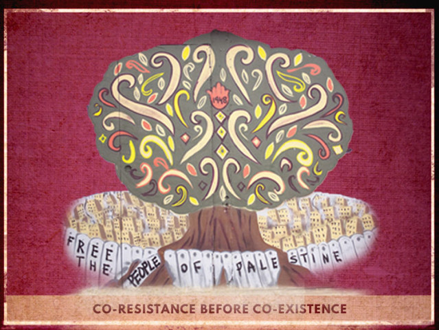 Co-resistance before Co-Existence