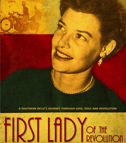 Movie poster advertises Andrea Kalin's new documentary.