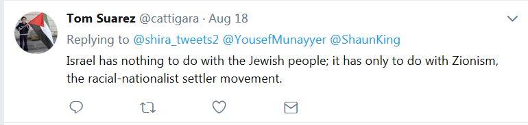 suarez israel jews