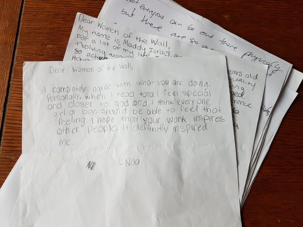 Noa's Note