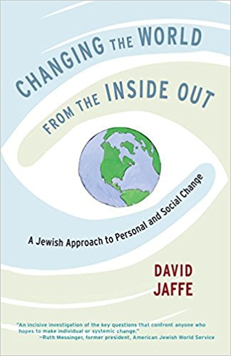 book cover image of Changing the World from the Inside Out