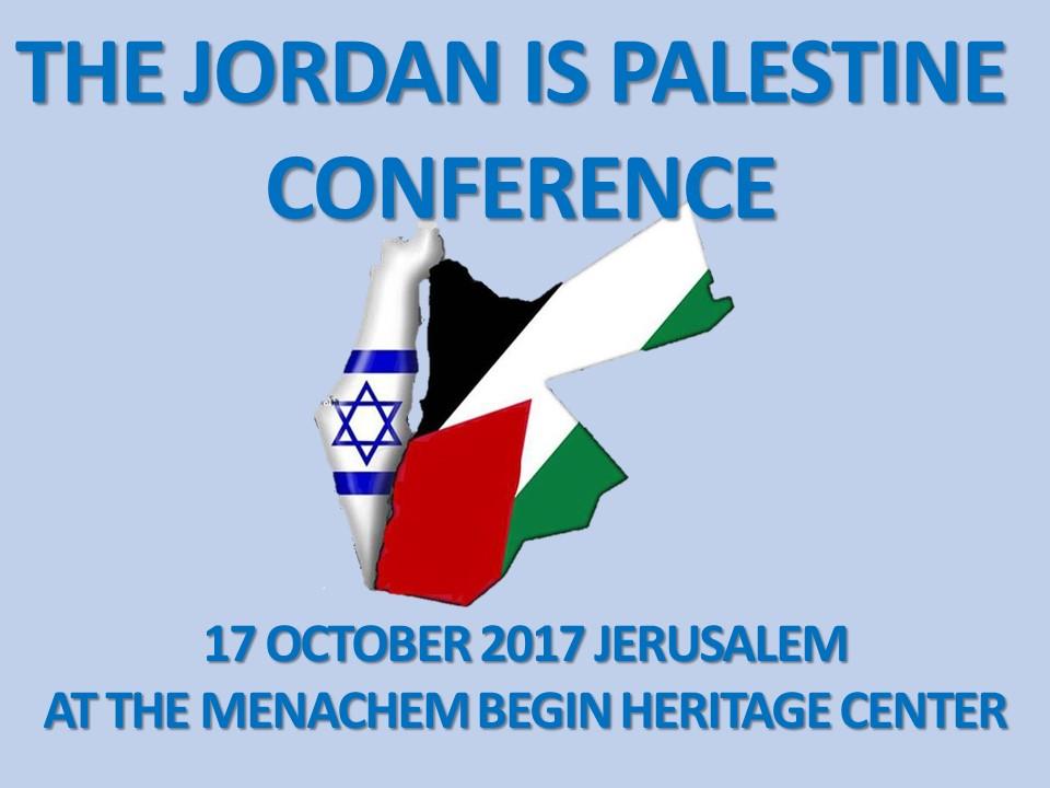 Jordan is Palestine confernce