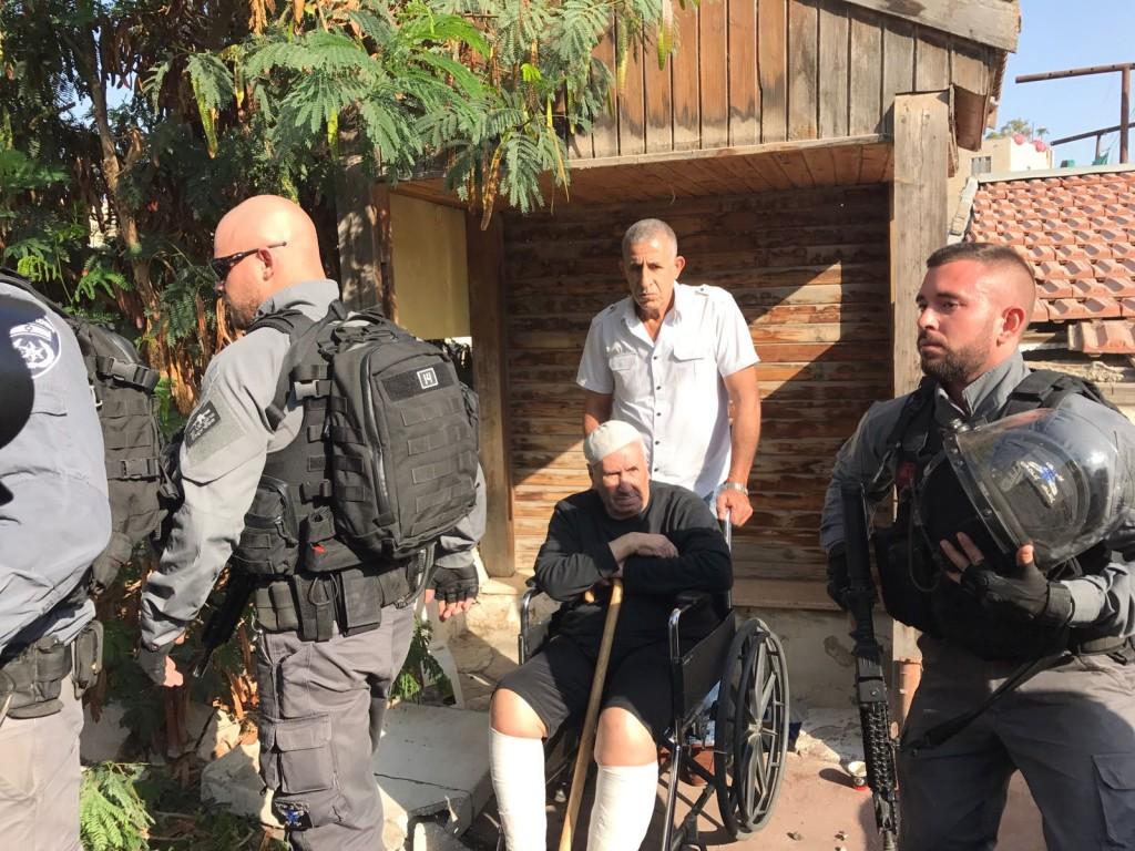 Shamasna eviction