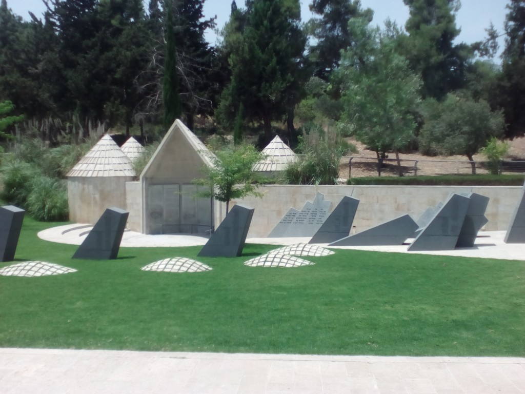 A view of the Memorial (Bill Slott)