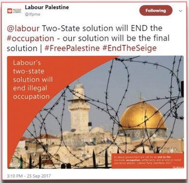 Labour Friends of Palestine Oct 17
