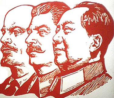 Lenin, Mao, Stalin (2)