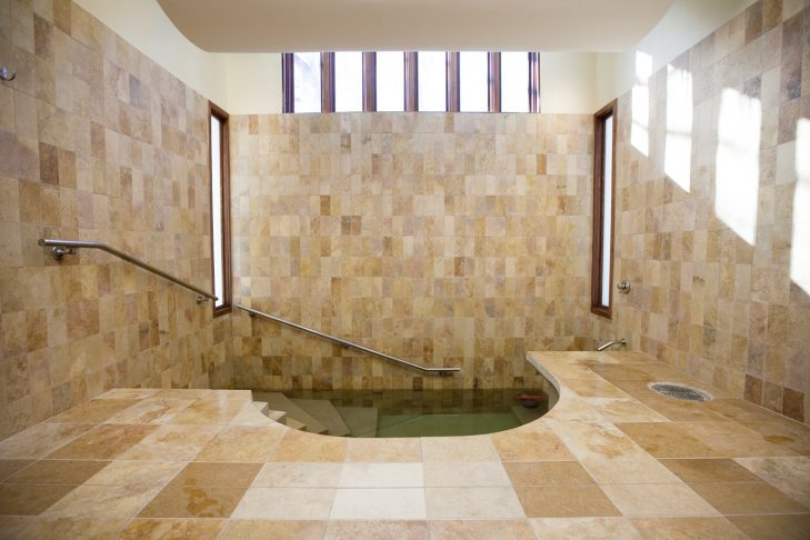 photo of Mayyim Hayyim mikvah