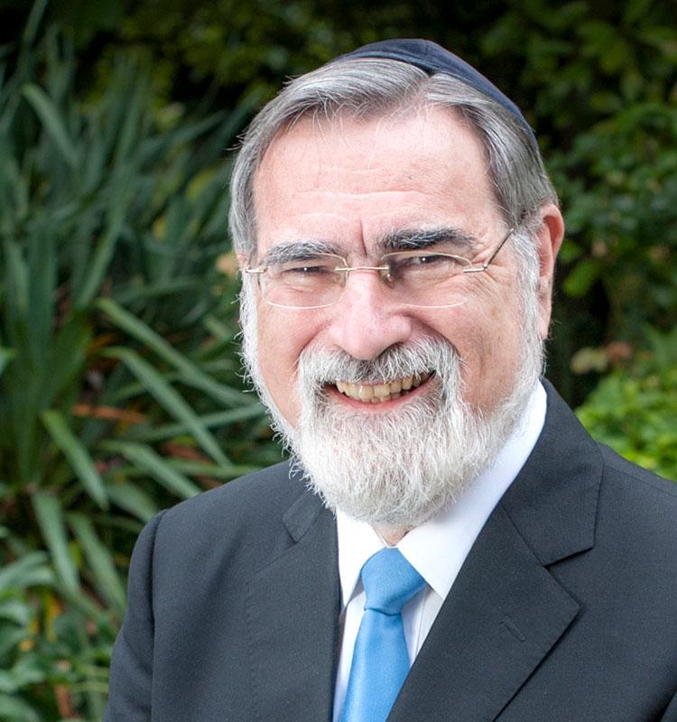 photo of Rabbi Jonathan Sacks