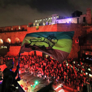 Kulna, a musical celebration of togetherness, Michael Fattal, Mekudeshet