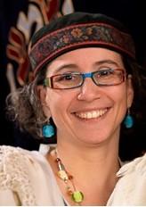 photo of rabbi claudia kreiman