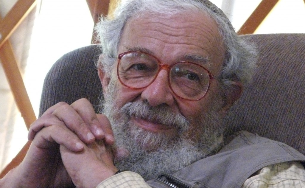 photo of Rabbi Zalman Schachter Shlomi