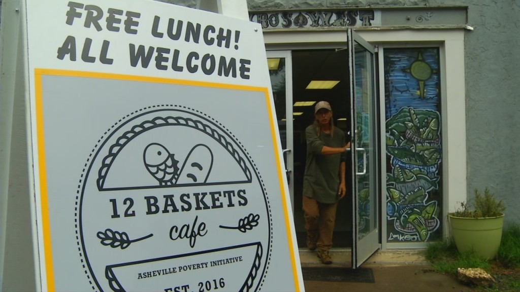 Free Lunch! All Welcome