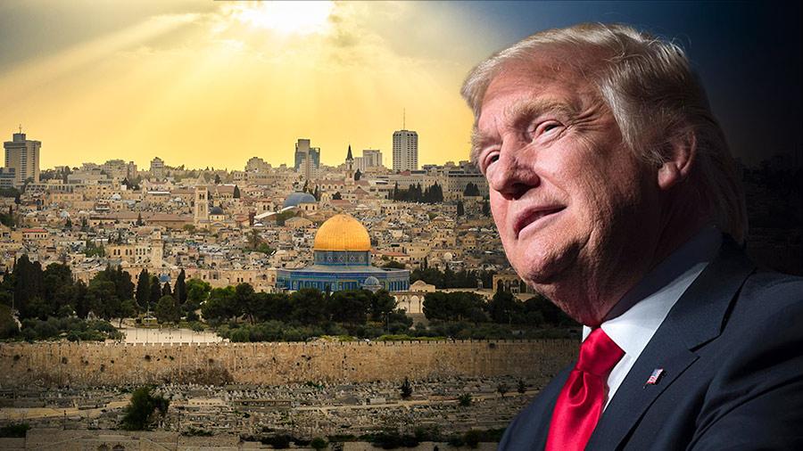 תוצאת תמונה עבור Trump, Jerusalem