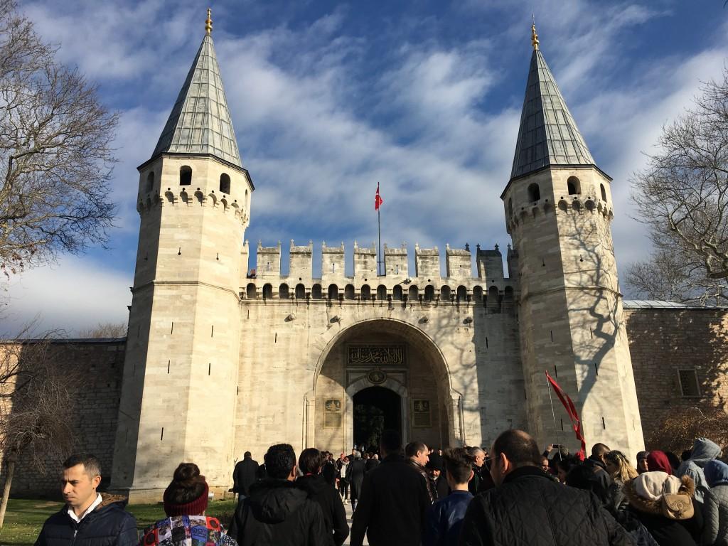 Istanbul's Topkapi Palace