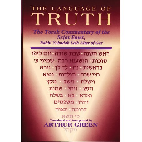 The Language of Truth cover image
