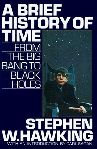A Brief History of Time 1988 edition cover from Amazon.com book cover