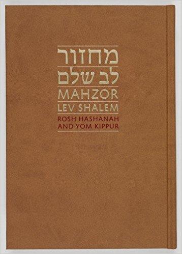 cover image of Mahzor Lev Shalem