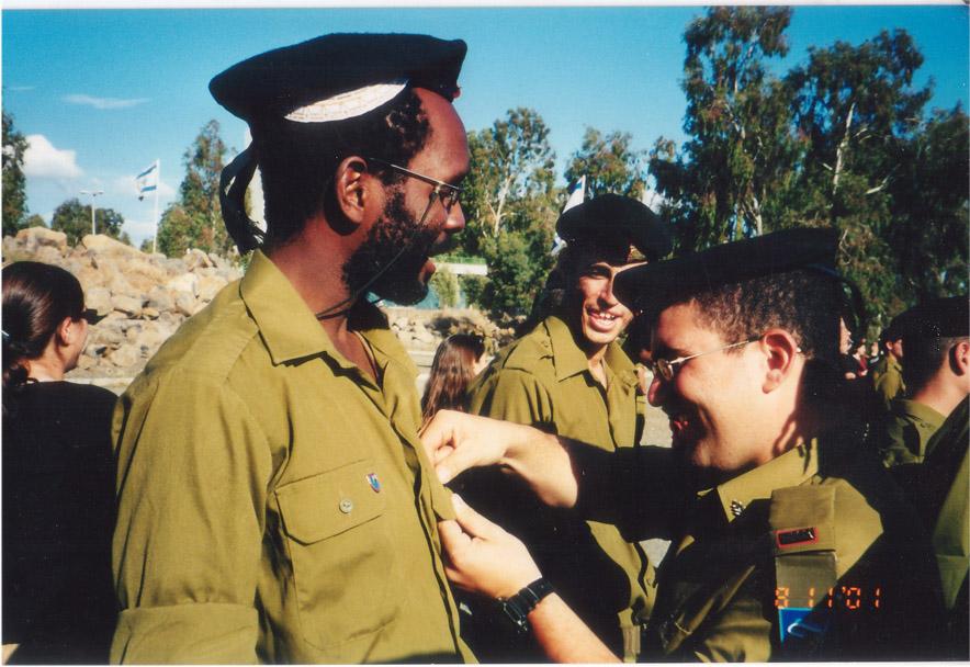 African American-Israeli Hero in the Israel Defense Forces