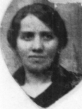 Gitel, my maternal grandmother