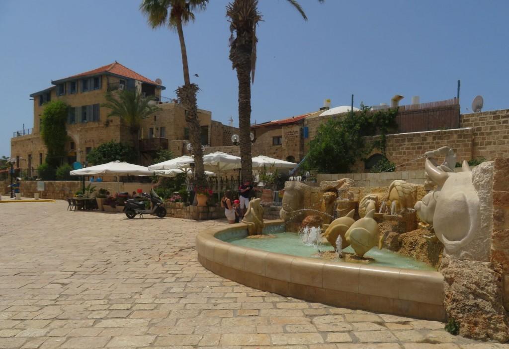 Fountain in Jaffa