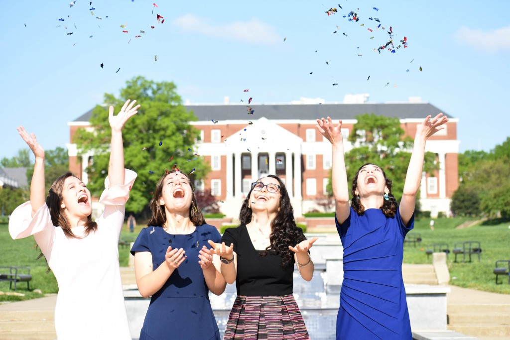 graduating with faith