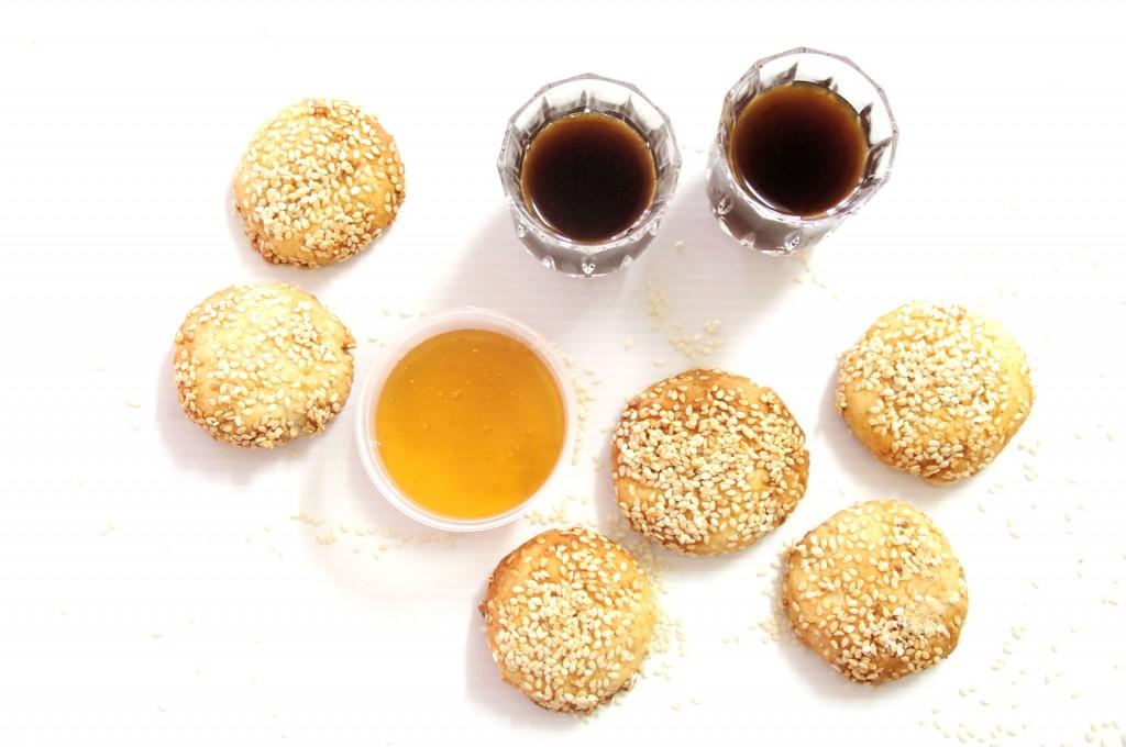 Middle Eastern Sesame Cookies | Marina Shemesh | The Blogs
